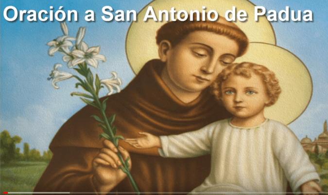 Oración a San Antoniopara Casos Difíciles y Desesperados