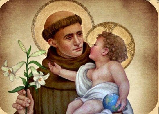 La oración de Consagración a San Antonio de Padua